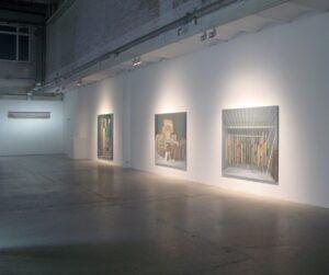 """GloriaMartín. """"El Traslado de la Imagen"""" en """"ArtContest"""" LaCentrale. Bruselas. Octubre 2014."""
