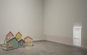 GloriaMartín. Escala Abierta. Fundación Cajasol. Sevilla. Marzo 2009.