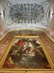 """Réplica"". Taller de Copa en la Catedral. Sevilla. Noviembre-Diciembre 2018"